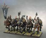 Chaos Marauders - Warhammer