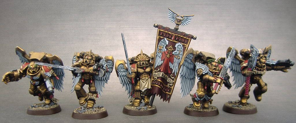Sanguinary Guard by Cezarreo