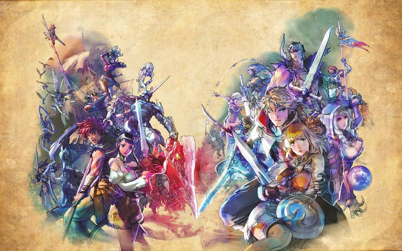 Soul Calibur V Wallpaper By Gei Creator On Deviantart
