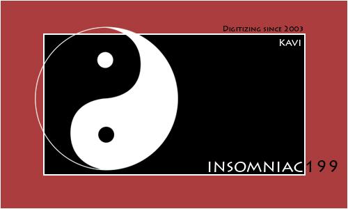 insomniac199's Profile Picture