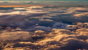 Sunlit Clouds by insomniac199