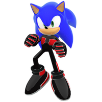 Sonic Race Outfit by ModernLixes