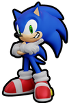 Smol Adventure Sonic