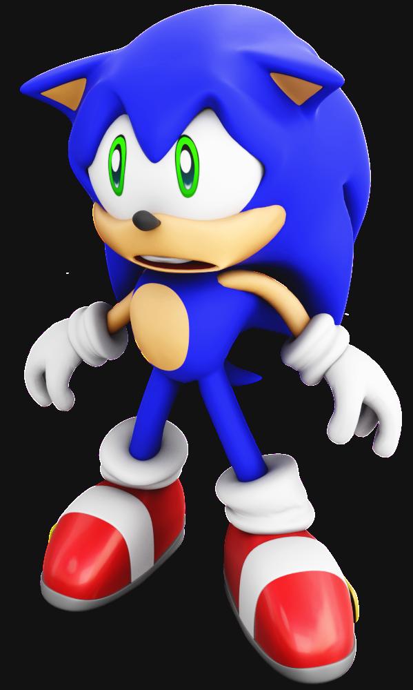 Adventure Sonic Sad Face By Modernlixes On Deviantart