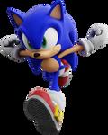 Sonic Adventure DX: Director's Cut - Sonic Render