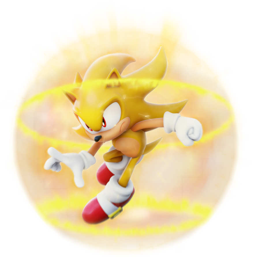 Super Sonic DX by ModernLixes