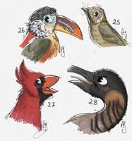 25 26 27 28 - AvianAugust