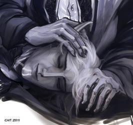 Dragon Age 2 - Deep Sleeper by notationn