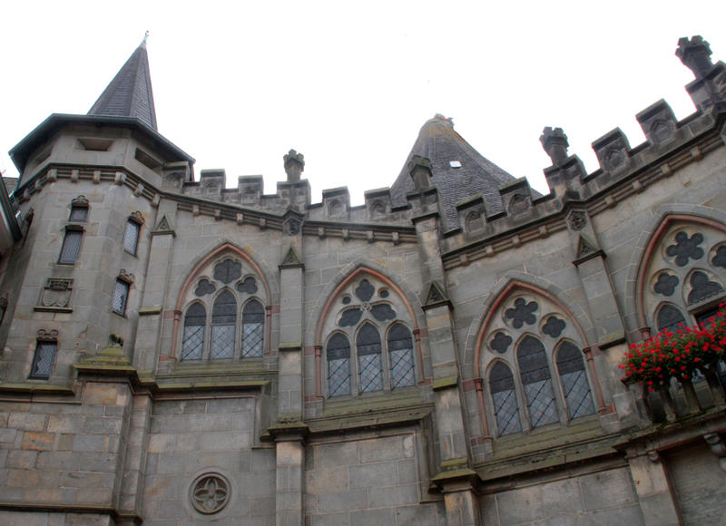 Burg Bentheim 07 by VersusTheWorld