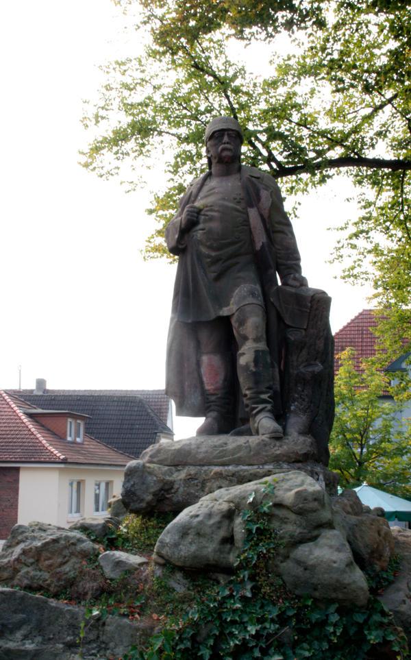 Otto von Bismarck - Bad Bentheim by VersusTheWorld