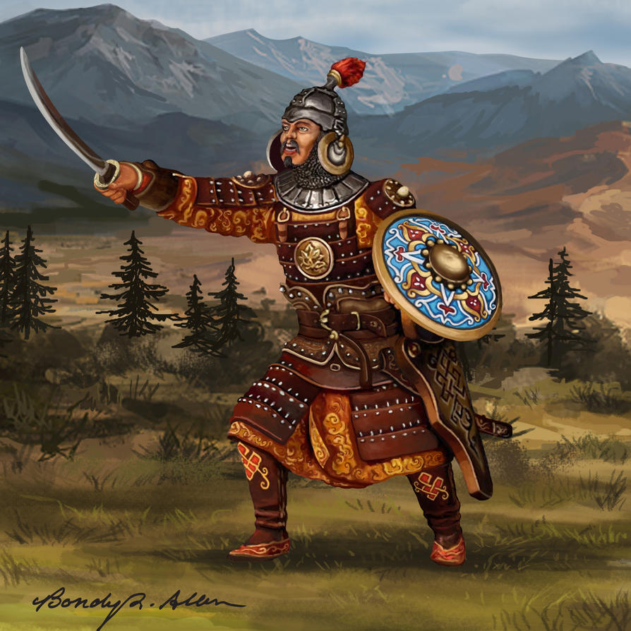 Image result for mongol warrior