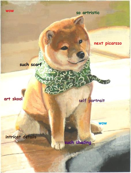 scarf_by_shibedoge d6r0jqd memes and humorous on doge fanclub deviantart