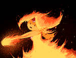 ARTRADETHINGY Fireprinceess