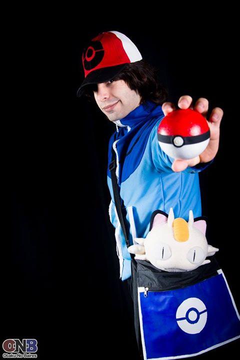 Touya Pokemon Black trainer cosplay by ShidoFuyuki
