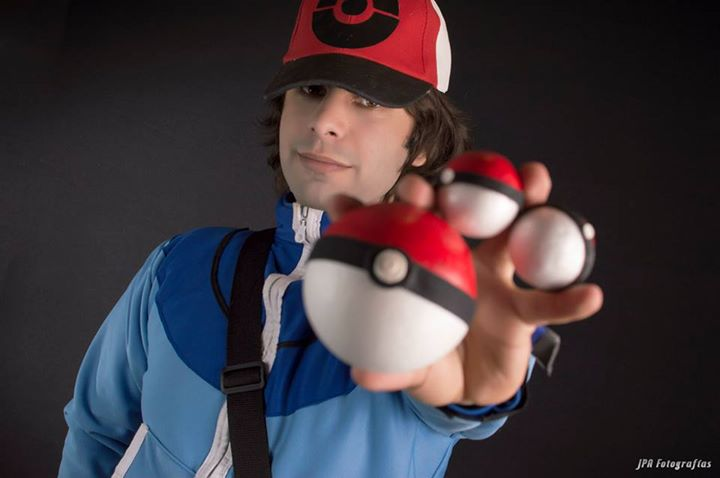Black Touya pokemon black cosplay by ShidoFuyuki