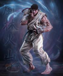 Ryu PrototypeZ Studios Statue Edit