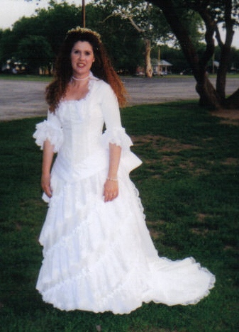 Christine S Wedding Dress By Vraidaae On Deviantart
