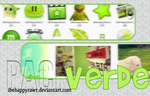 Pack Verde BHR