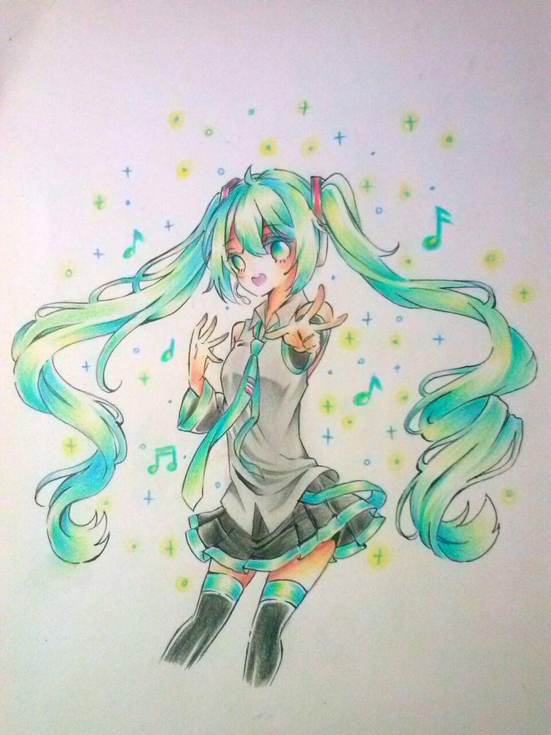 +*.3 Hatsune Miku 3+*. by Sweetmeloday