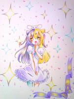 Tsugumi [Art Trade] by Sweetmeloday