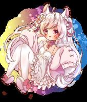 Shiori [Art Trade] by Sweetmeloday
