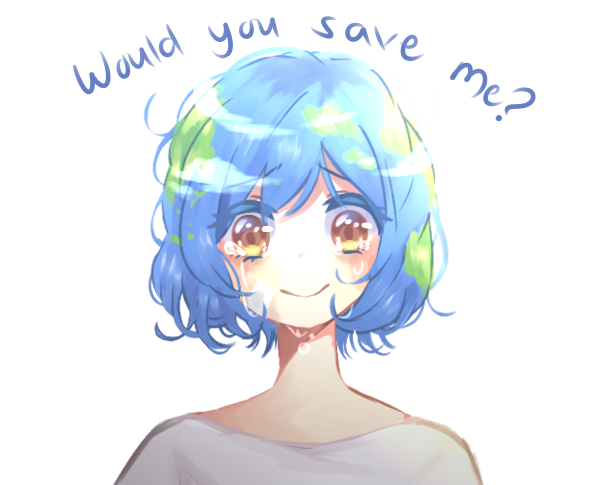 Earth Chan By Sweetmeloday