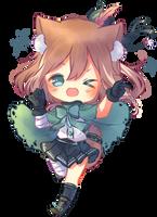 Commish Ryuemi by Sweetmeloday