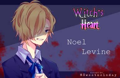 [Fanart] Witch's Heart: Noel Levine 2/2 by Sweetmeloday