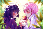 Snow White and The Reaper's Poisoned Apple~