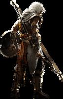 Assassins Creed Origins Bayek Render PNG