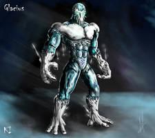 Glacius - Killer Instinct by tjodalv00