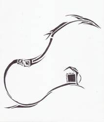 Chinese Dragon by Daruncic