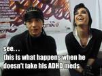 Bill's Medication?