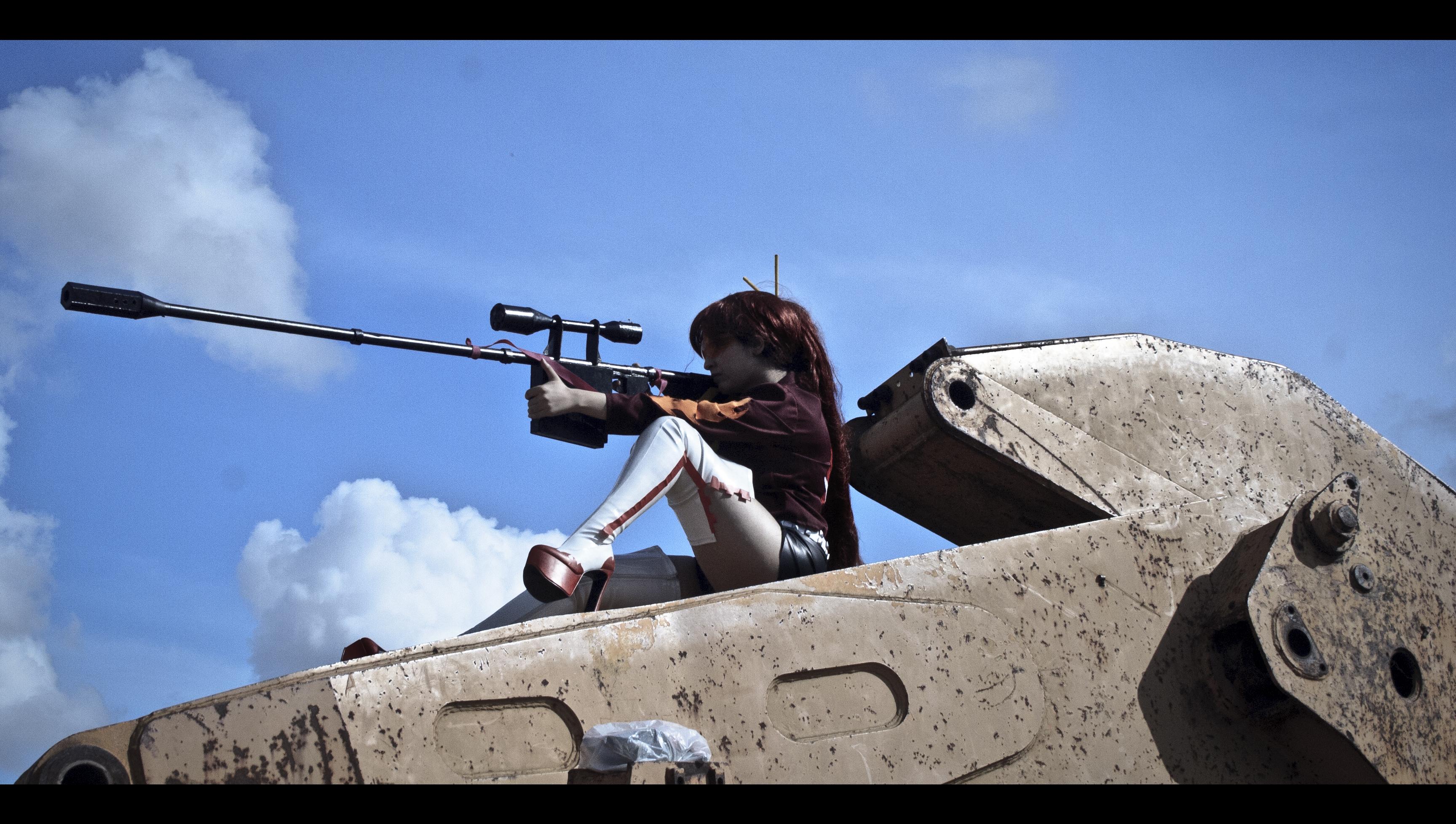 Shot- Yoko littner timeskip by VictoriaRusso