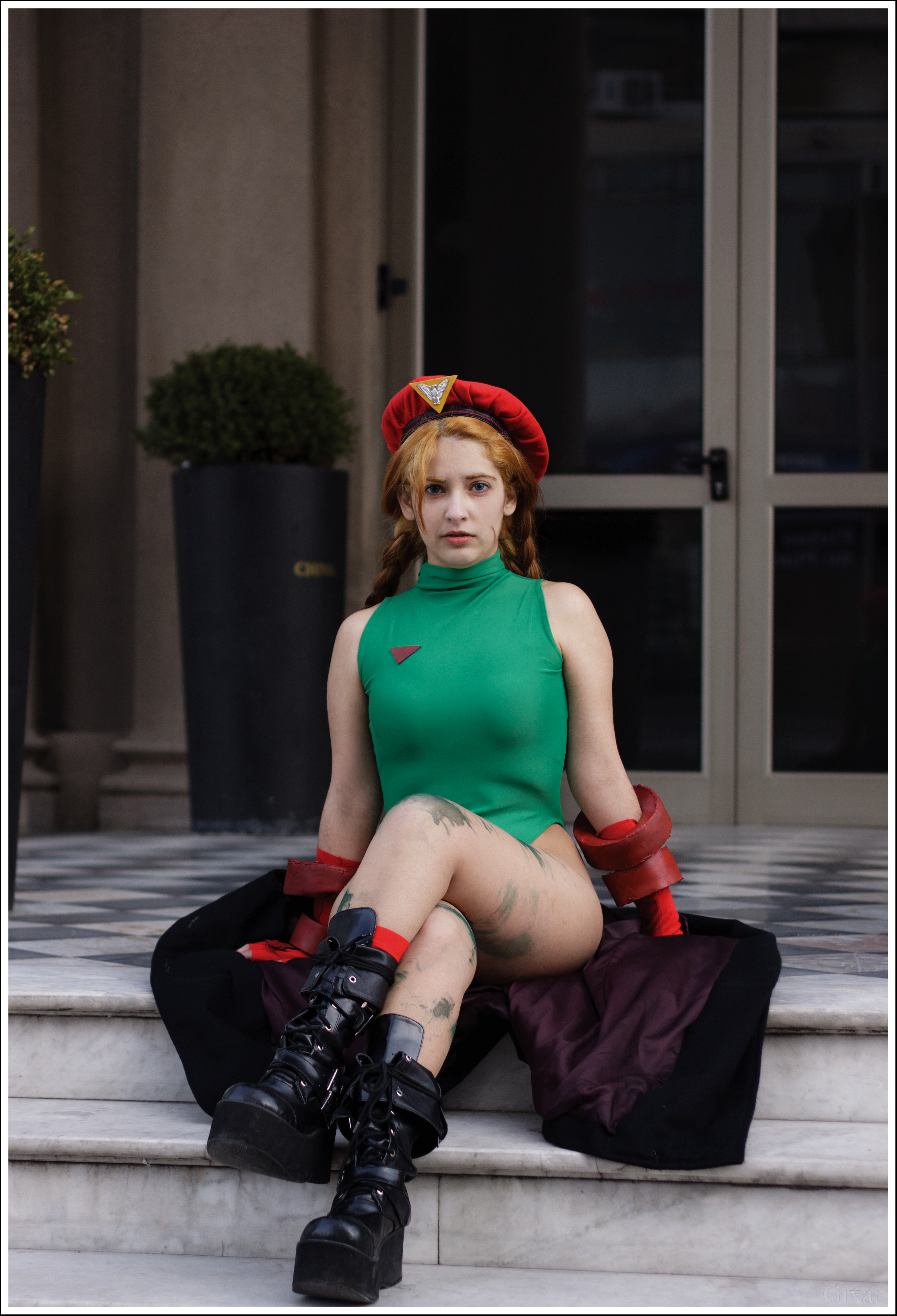 Cammy white 2.0 by VictoriaRusso