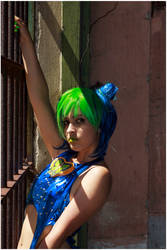 Jolyne-IV by VictoriaRusso