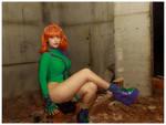 Caitlin Fairchild- Gen13 cosplay