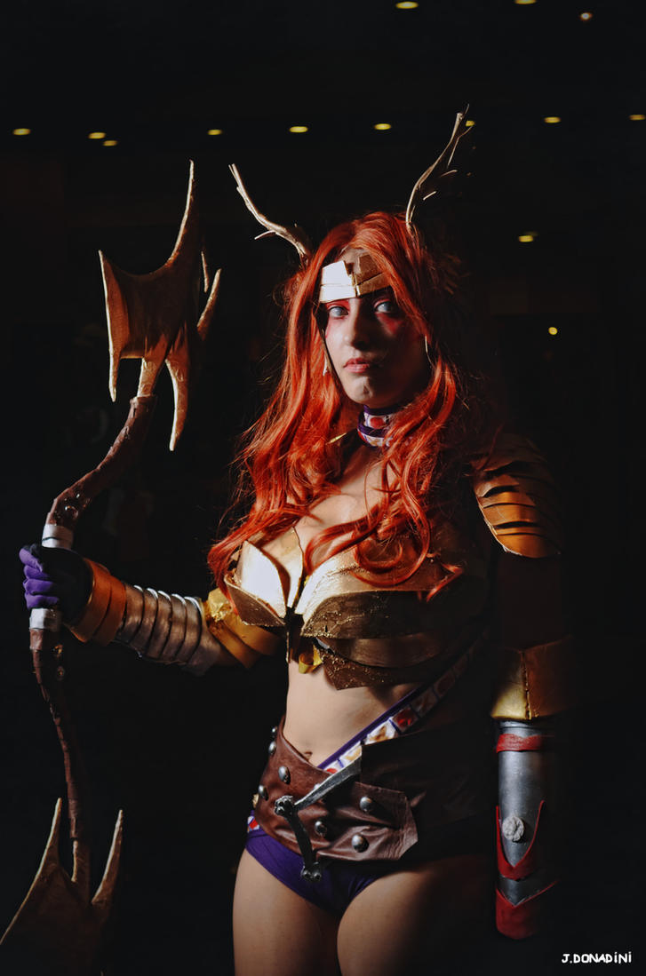 Angela by VictoriaRusso