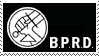 B.P.R.D. Stamp by Faunwand