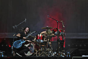 Foo Fighters by Faunwand
