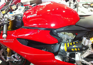 Ducati Panigale by Faunwand