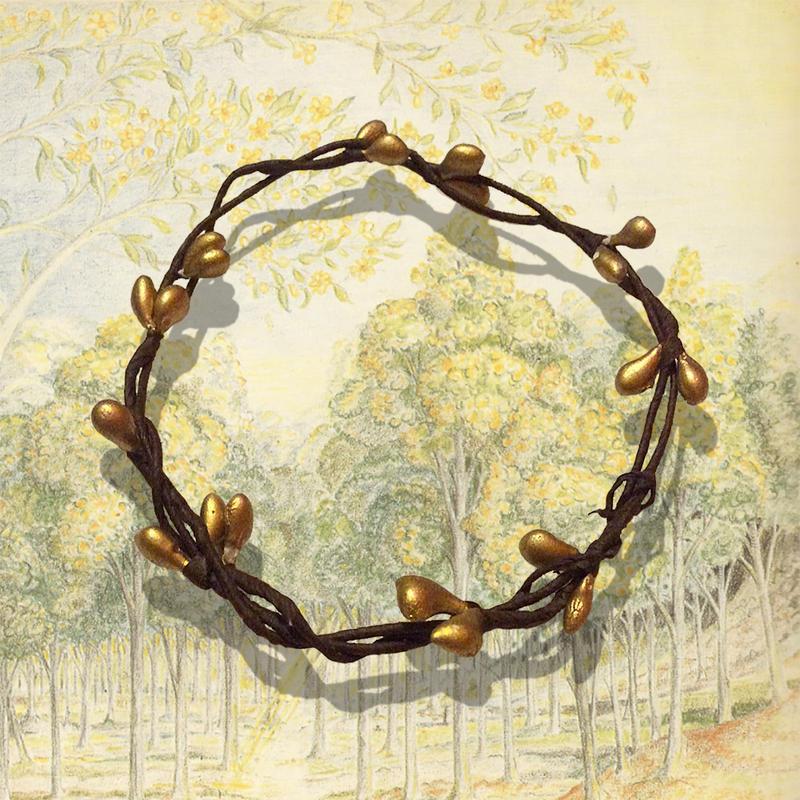 Caras Galadhon Bracelet by AsliBayrak