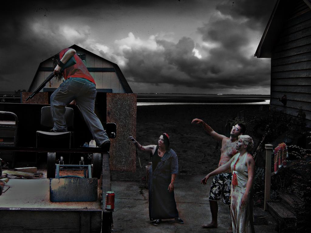 zombie apocalypse wallpaper wallpaper