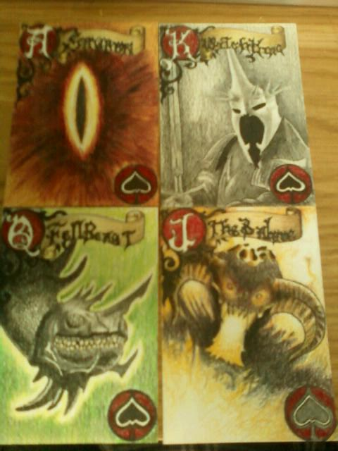 Lord of The Rings Cards   eBay