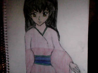 Kagome mid-transformation by Jenome