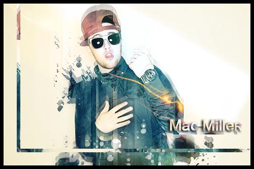 MAC MILLER by 2D-94