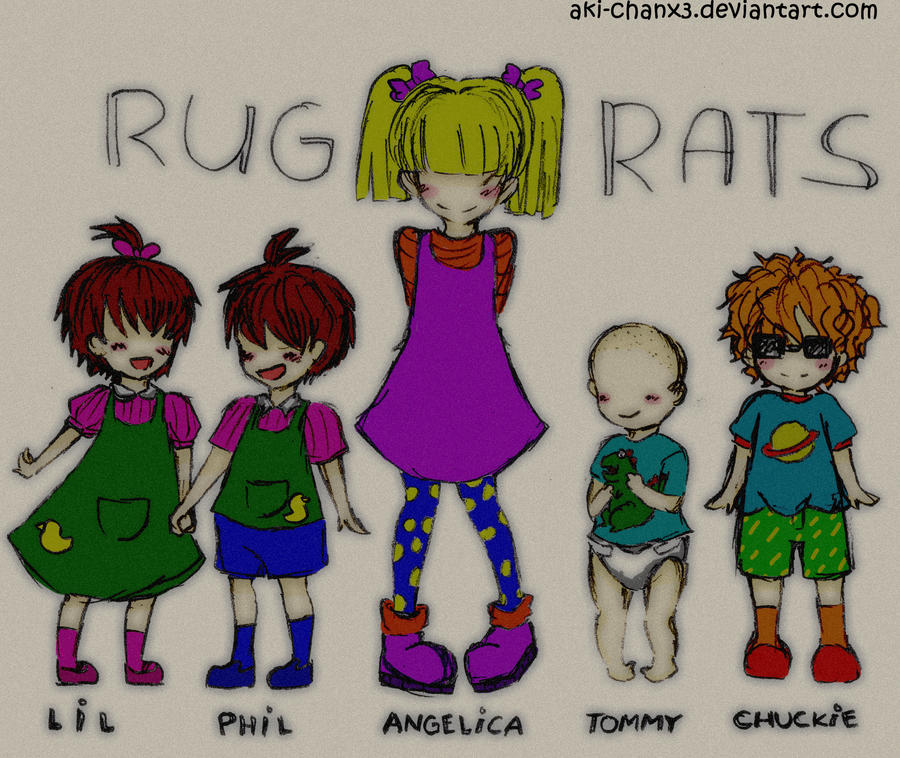 Back Story Of Rugrats