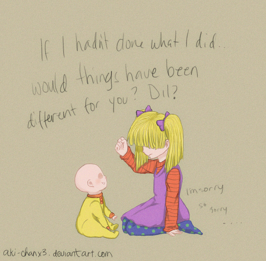 Rugrats Theory : Dil by AkI-cHanx3 on DeviantArt