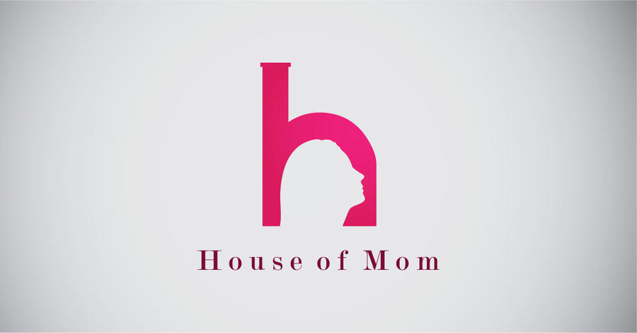 house of mom logo by bebelikeart