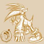 .:QS:. Silver the Werehog